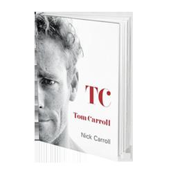 Livro Tom Carroll