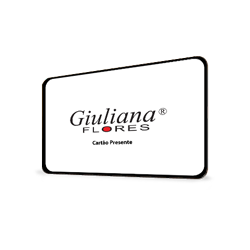 Vale Presente GIULIANA FLORES R$ 50
