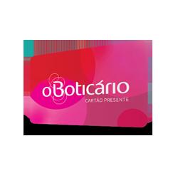 Vale Presente BOTICÁRIO R$ 100,00