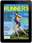 Capa revista Runner's World Digital