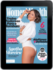 Capa revista Women's Health Digital